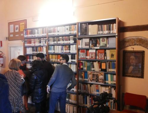 Aperto nella Biblioteca di Crotone il Fondo Librario Pitagora