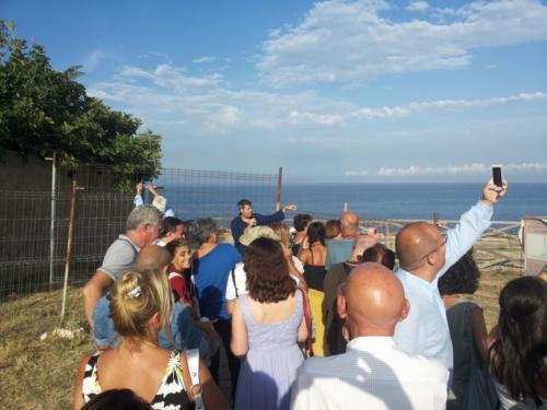 Visita a Capo Colonna