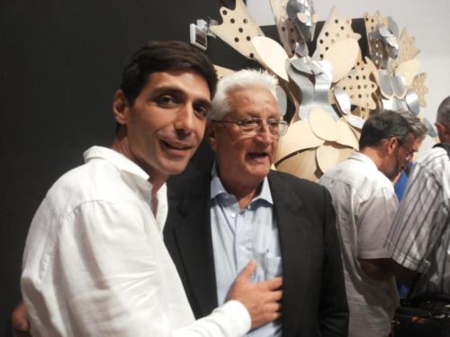 Cerimonia d'inaugurazione della Nuova Scuola Pitagorica 18/08/2016 Tricoli e Mongiardo