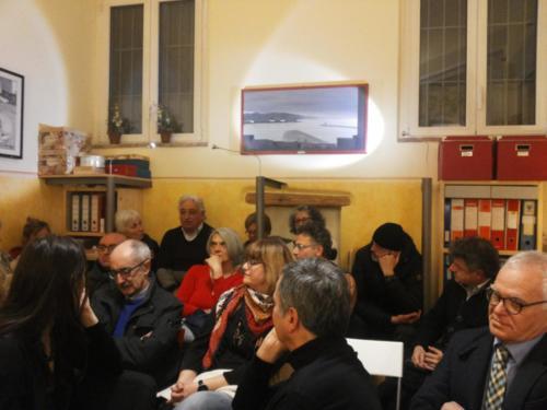 Incontro ad Ancona della NSP