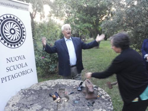 Distuzione delle armi a Viterbo