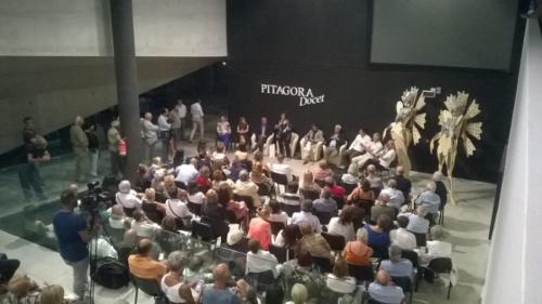 Inaugurazione Nuova Scuola Pitagorica 18/08/2016 3