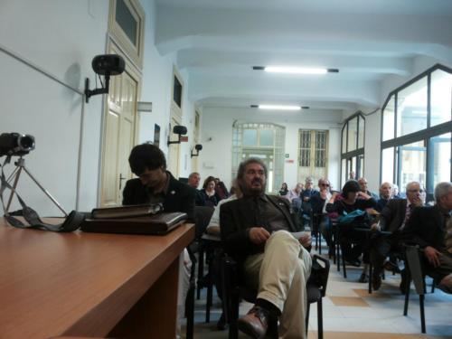 Incontro a Reggio Calabria della NSP 2