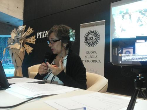 Parliamo del femminile delle donne pitagoriche con Rosa Brancatella